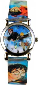 Harry Potter Silicone Strap Watch 36105