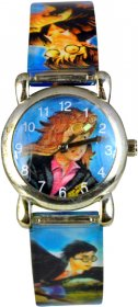 Harry Potter Silicone Strap Watch 36104
