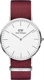 Daniel Wellington Classic Roselyn Red Nato DW00100268