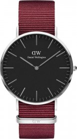 Daniel Wellington Classic Roselyn Red Nato DW00100270
