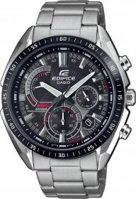 Casio Edifice Black/Silver EFR-570DB-1AVUEF