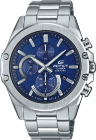 Casio Edifice Stainless Steel Silver Blue EFR-S567D-2AVUEF
