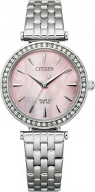 Citizen Elegance Ladies ER0210-55Y Silver