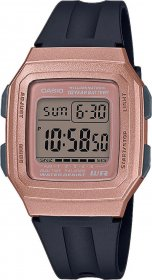 Casio Youth Digital Rose / Black F-201WAM-5AVEF