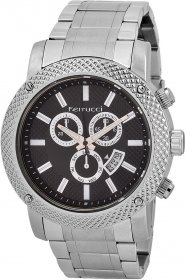 Ferrucci Metal Band Watch With Date FC7030M.05