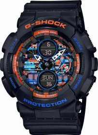 Casio G-SHOCK Chronograph GA-140CT-1AER