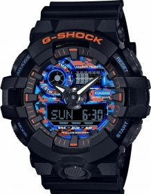 CASIO G-SHOCK Chronograph GA-700CT-1AER