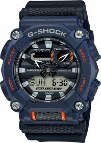 CASIO G-SHOCK Chronograph GA-900-2AER