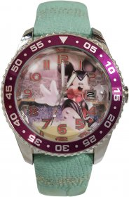 Disney Mickey Leather Strap 9921-03