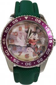 Disney Mickey Leather Strap 9921-02
