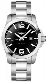 Longines Conquest Quartz Bracelet L37604566