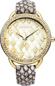 Morgan Croco Leather Strap 1204G