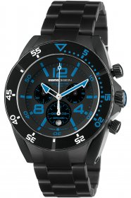 Momo Dive Master Sport MD1281BK-20 Swiss Made