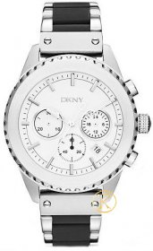 DKNY Chronograph with Date Stainless Steel Men's watch NY8765