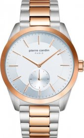 Pierre Cardin Mens Two Tone Stainless PC902451F08