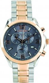 SECTOR CLASSIC Multifunction Two Tone Stainless Steel Bracelet R3273785009
