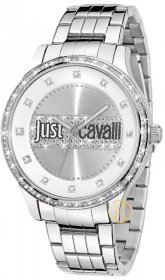 JUST CAVALLI Huge Crystal Stainless Steel Bracelet R7253127505