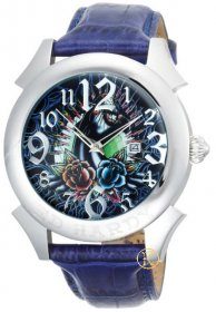 Ed Hardy Revolution Panther Men's Watch RE-PT
