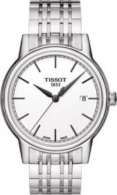 Tissot Mens T-classic Carson Quartz Watch T085.410.11.011.00