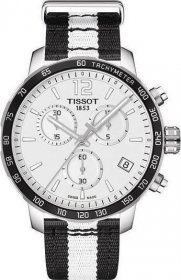 Tissot Quickster Chronograph NBA Brooklyn Nets T095.417.17.037.11