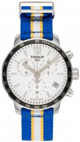 Tissot NBA Golden State Warriors Quickster Chrono T095.417.17.037.15