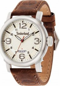 Timberland Berkshire Brown Leather Strap TBL14815JS-07