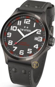 TW Steel Mens Pilot Watch TW421