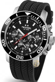 TW Steel Mens Grandeur Diver Watch TW701