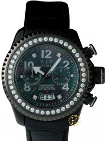 VIP TIME Magnum  Chronograph  Ladies VP8001BS