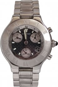 Cartier W10172T2 Chronograph
