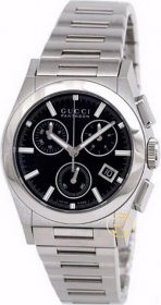 Gucci Pantheon Chronograph Stainless Steel YA115406