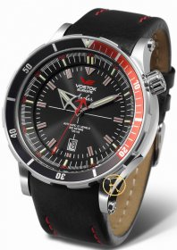 Vostok-Europe Anchar Mens Diver Watch Scratch and Dent NH25A/5105141