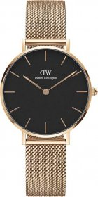 Daniel Wellington Classic Petite Melrose 32mm Ladies Watch DW00100161