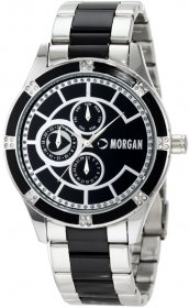 Morgan Stainless Steel Bracel M1080B