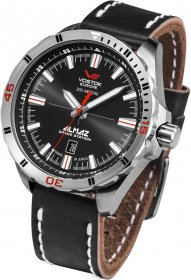 Vostok Europe Almaz Space Station Mens Automatic Watch NH35-320A258