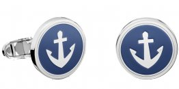 TOMMY HILFIGER Stainless Steel Cufflinks 2700961 code4499