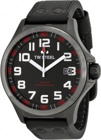 TW Steel Pilot Titanium PVD Men's Watch TW420