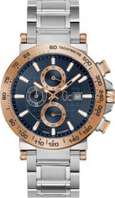 GUESS Collection Stainless Steel Chronograph Y37003G7