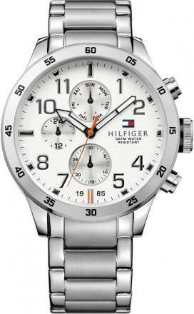 Tommy Hilfiger Multifunction Stainless Steel Bracelet 1791140