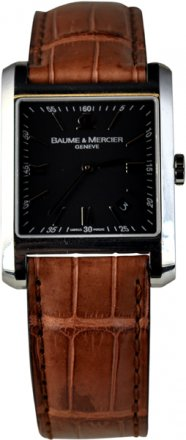Baume & Mercier Brown Leather Strap MOA08678