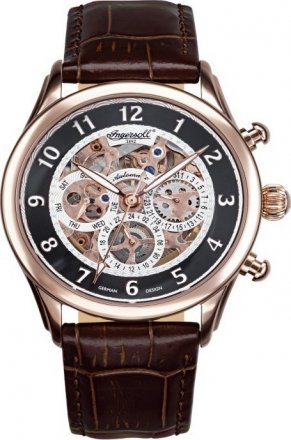 Ingersoll Mana Ladies Automatic IN1413RBK