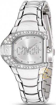 Just CAVALLI Logo Stainless Steel Bracelet  R7253160615