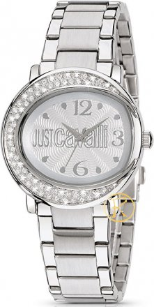 JUST CAVALLI Lac Crystal Stainless Steel Bracelet  R7253186515