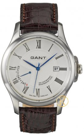 Gant West Creek Brown Leather GW10372