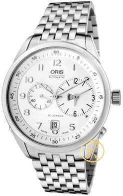 Oris XXL Worldtimer Watch 69075134061MB