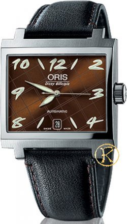 ORIS Automatic Black Strap 7337593-4089SET