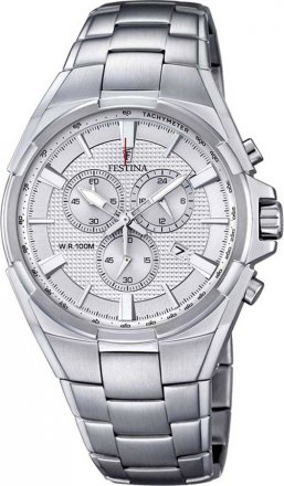 FESTINA Stainless Steel Chronograph F6834/1