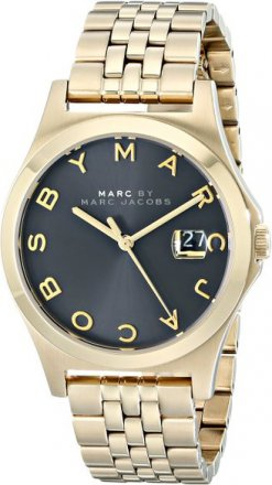 Marc by Marc Jacobs The Slim Watch MBM3315