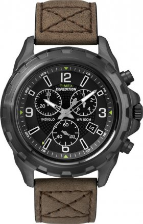 Timex Men's Expedition Rugged Chronograph T49986