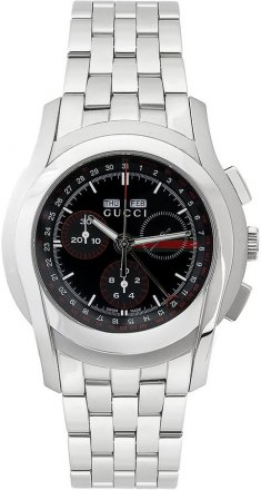 Gucci 5500 Chronograph Stainless Steel YA055206